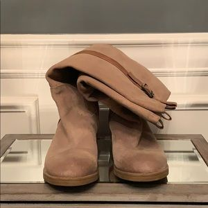Jessica Simpson Shoes - Jessica Simpson Suede Boots